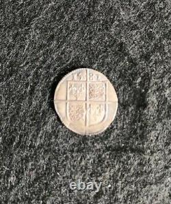 1582 Queen Elizabeth 1st Milled Silver Sixpence in Lovely Condition