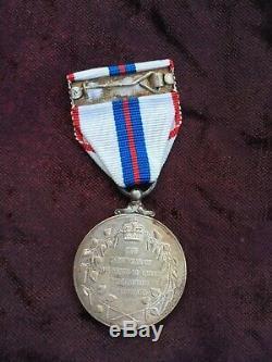 1952-1977 Queen Elizabeth ll Silver Jubilee Medal