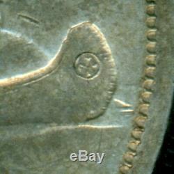 1955 Arnprior WithDB Canada Queen Elizabeth II Silver Dollar, ICCS Certified MS-63