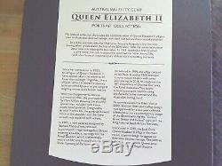 1966 2019 50c Queen Elizabeth II Portrait 7-coin collection low mintage