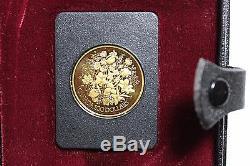1977 $100 22k 1/2 ounce gold Queen Elizabeth Silver Jubilee