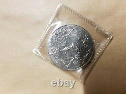 1977-Queen Elizabeth 11 Silver Jubilee Crown Coin