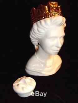 2002 Paul Cardew L. E. Queen Elizabeth II Silver Jubilee 16 Oz Water / Tea Pot