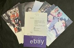 2006 Silver Proof Royal Mint Queen Elizabeth II 80th Birthday Complete Coin Set