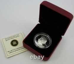 2012 $20 Fine Silver Proof Ultra High Coin Queen Elizabeth II Diamond Jubilee