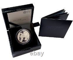 2020 Queen Elizabeth II'James Bond' 999 2 oz Silver Proof 3 Coin Set