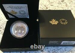 2021 Her Majesty Queen Elizabeth's Knot Tiara 1oz. 9999 Silver Coin Canada