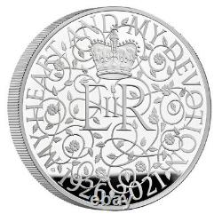 500 Pounds UK 2021 1 kilo Ag Proof silver 95th birthday of Queen Elizabeth II