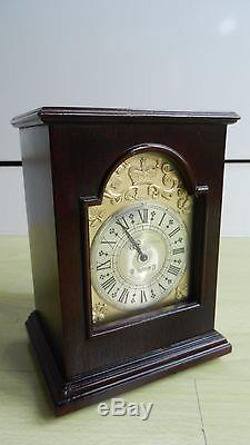 Charles Frodsham celebration clock for the silver jubilee of Queen Elizabeth 2nd