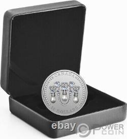 HER MAJESTY QUEEN ELIZABETH II LOVER KNOT TIARA Silver Coin 20$ Canada 2021