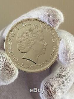 Lot of (5) 2014 Great Britain Lunar (HORSE) Britannia Queen Elizabeth II. 999