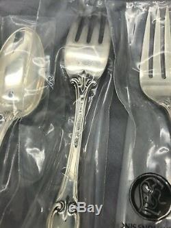 NEW Unopened Towle Queen Elizabeth Sterling Dinner Place Settings-Price Per Set