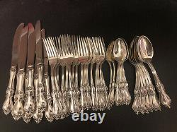 One 5 piece Place Setting Towle Queen Elizabeth Sterling Multiples Available