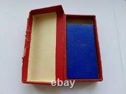 Original Full Size 1953 Queen Elizabeth II Coronation Medal, Solid Silver, Boxed