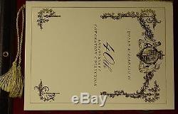 Pristine Queen Elizabeth II 40th Anniversary Silver 18 Crowns Collection 1993