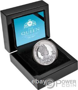 QUEEN ELIZABETH II 95th Birthday 1 Oz Silver Coin 1$ Niue 2021