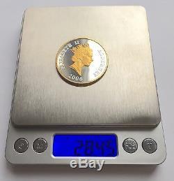Queen Elizabeth 80th Birthday £5 Commemorative Alderney Silver Coin 2006