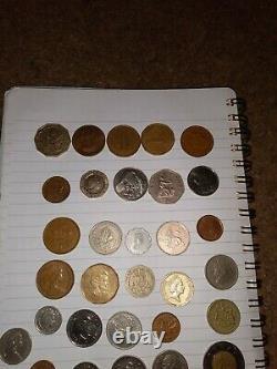 Queen Elizabeth Coins Beautiful (UK, Canada, Belize) DISCONTINUED Lot