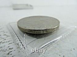 Queen Elizabeth II 1977 Silver Medallion Coin Commemorative Silver Jubilee 29gA2