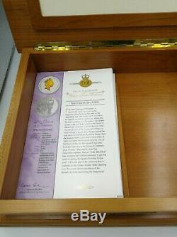 Queen Elizabeth II Golden Jubilee Collection 24 Silver Coins