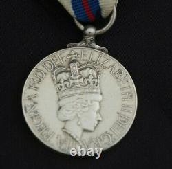 Queen Elizabeth II Silver Jubilee Medal 1977