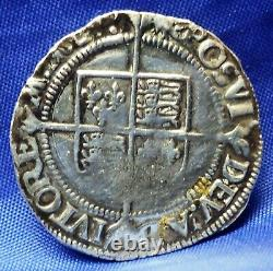 Queen Elizabeth I First Issue Silver Groat Spink 2551