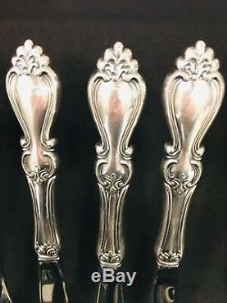 Queen Elizabeth I by Towle Sterling Silver Flatware for 10 Total 68 Pcs