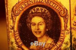RARE Two QUEEN ELIZABETH II Silver Jubilee 1977 Commemorative SOAPS UNUSED