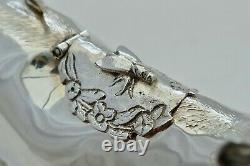 Rare Queen Elizabeth II Hm Sterling Silver Jersey Cow Creamer
