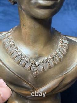 Rare Solid Bust of Queen Elizabeth II Silver Jubilee Limited Edition