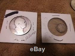 Silver Rare Queen Elizabeth Silver Coins