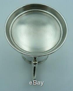 Solid Silver Pint Mug Royal Family Queen Elizabeth II 1977 Jubilee (Cup Tankard)