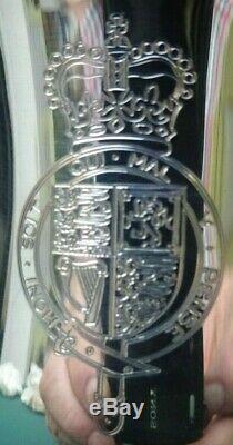 Solid Sterling Silver Goblet Queen Elizabeth II Jubilee 1952-1977 Ltd Ed 159g