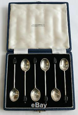 Sterling Mappin & Webb Spoons Commemorating Coronation Queen Elizabeth II 1953