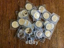 THIRTY (30) 2012 1 oz Silver Britannia Coin UK Great Britain Queen Elizabeth II