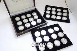 The Official Coin Collection in Honour of HM Queen Elizabeth The Queen Mother