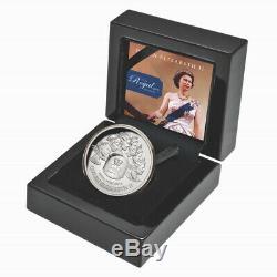 Tokelau 2020 Six Royal Portraits Queen Elizabeth II QEII $5 Pure Silver Proof