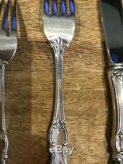 Towle Queen Elizabeth I Sterling Silver 5 Piece Place Setting
