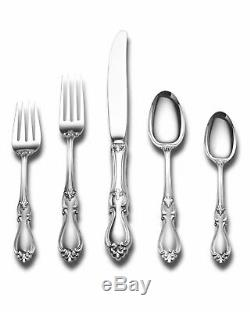 Towle Queen Elizabeth Sterling Silver 5-Piece Place Setting by Towle
