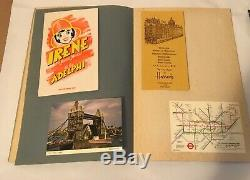 Vintage Collectible Queen Elizabeth Silver Jubilee Scrapbook Royal Memorabilia